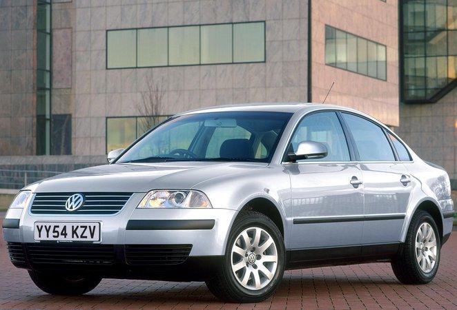 Volkswagen Passat Saloon (99 - 05)