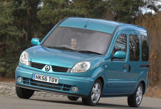 Renault Kangoo MPV (99 - 09)