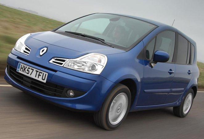 Renault Grand Modus Hatchback (08 - 12)