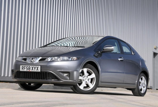 Used Honda Civic Hatchback (06 - 12)