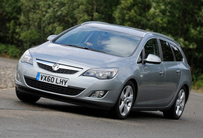 Used Vauxhall Astra Sports Tourer 2010-2015