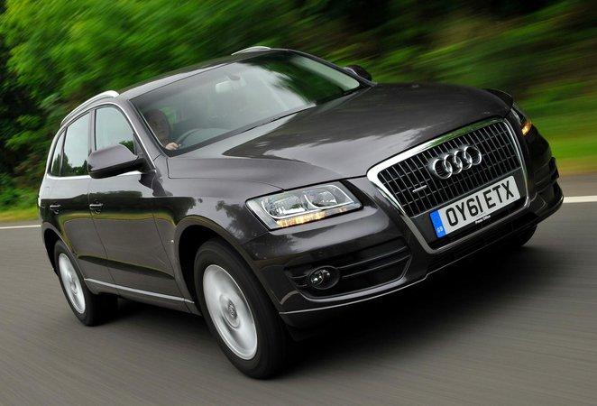 Audi Q5 (08 - 17)