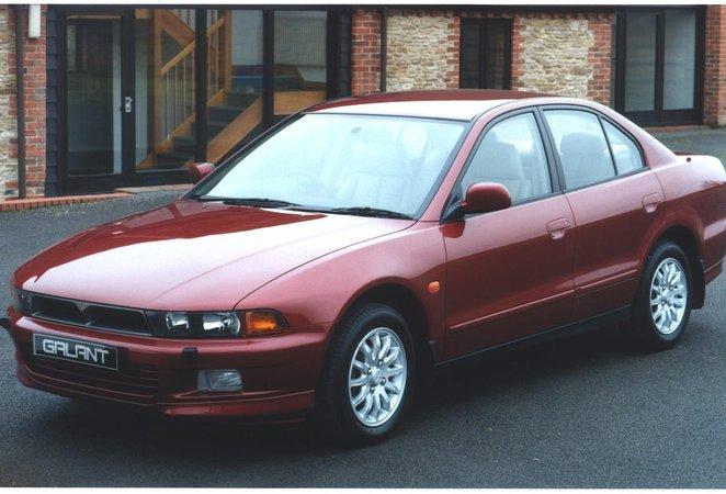 Mitsubishi Galant Saloon (97 - 03)