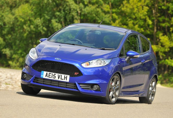 Used Ford Fiesta ST 13-17