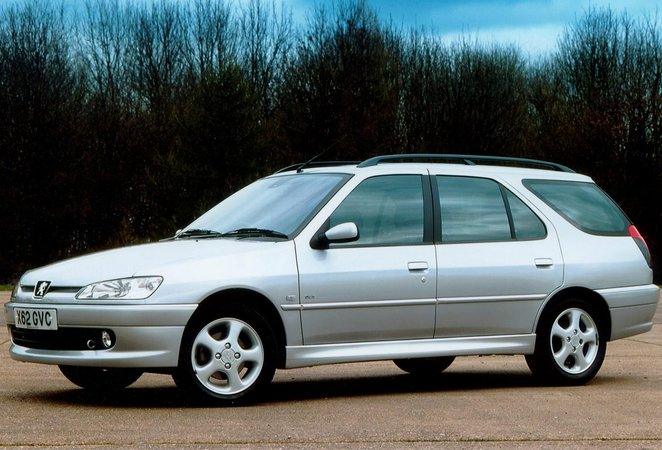 Peugeot 306 Estate (97 - 03)