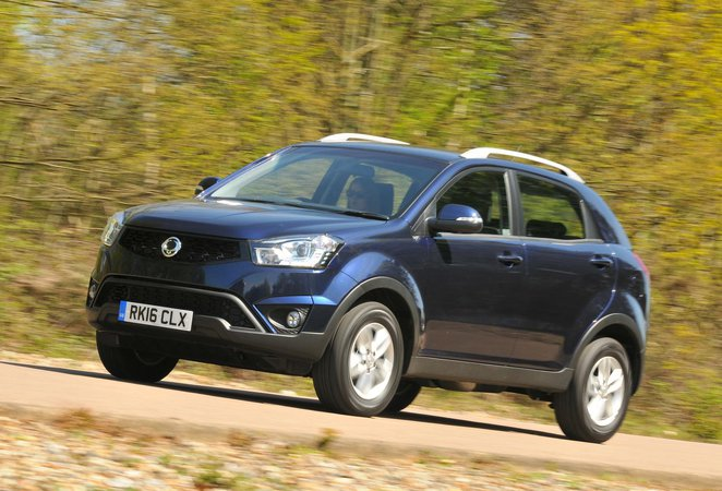 Used Ssangyong Korando 11-present