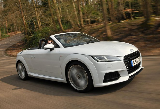 Audi TT Review What Car - Audi tt convertible