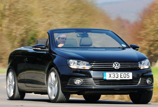 Volkswagen Eos CC (06 - 16)