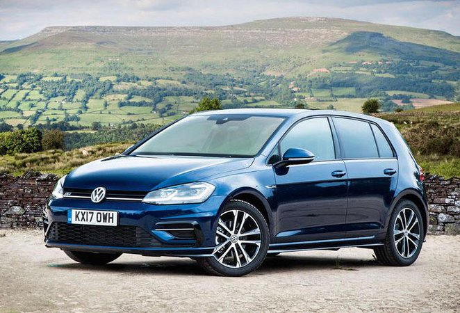 volkswagen golf review 2018