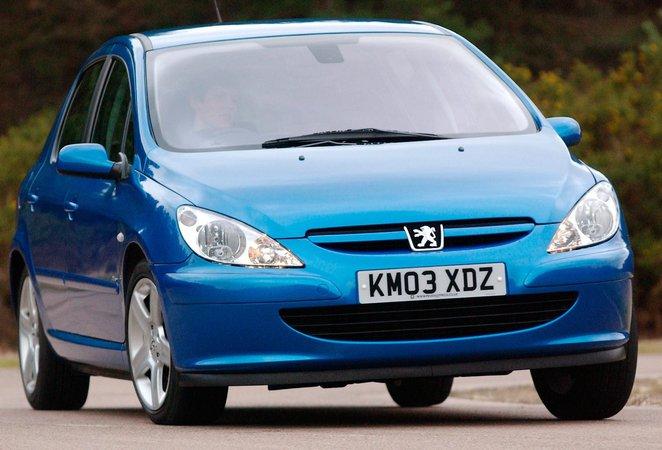 Peugeot 307 Hatchback (01 - 09)