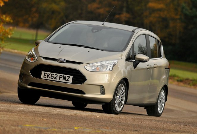 Used Ford B-Max 12-17
