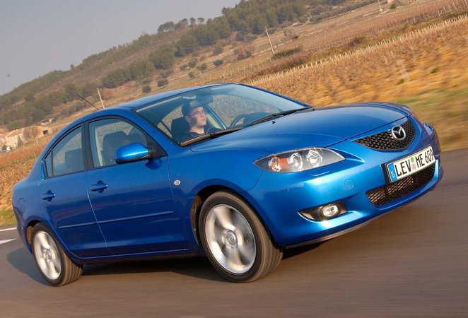 Mazda 3 Saloon (04 - 09)