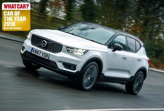 Volvo Xc40 Review 2018 What Car