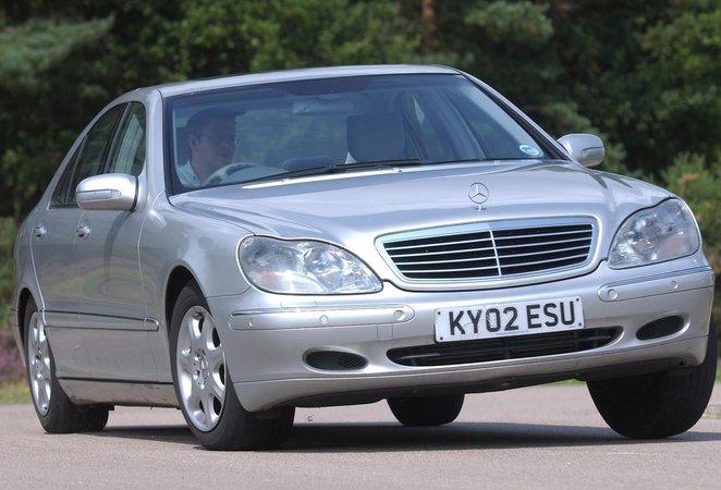 Mercedes-Benz S-Class Saloon (99 - 06)