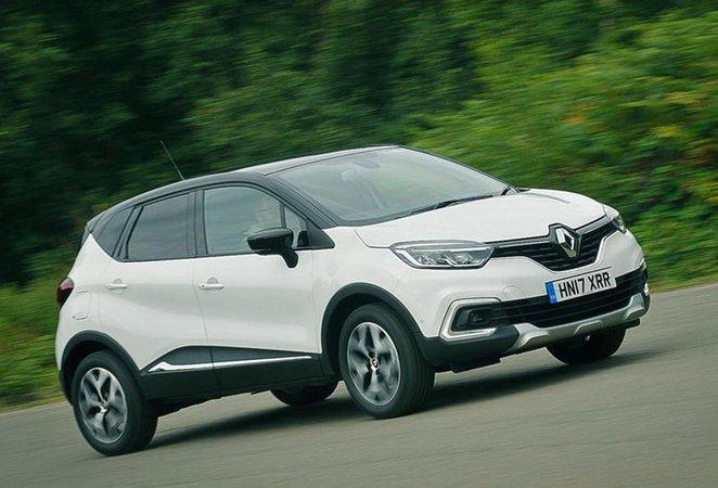 Used Renault Captur 13-present