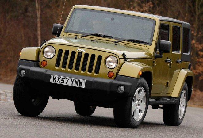 Jeep Wrangler 4x4 (97 - 07)