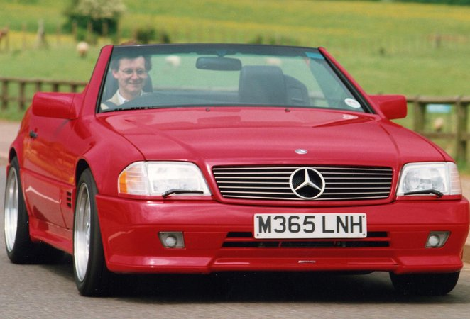 Mercedes-Benz SL Open (93 - 02)