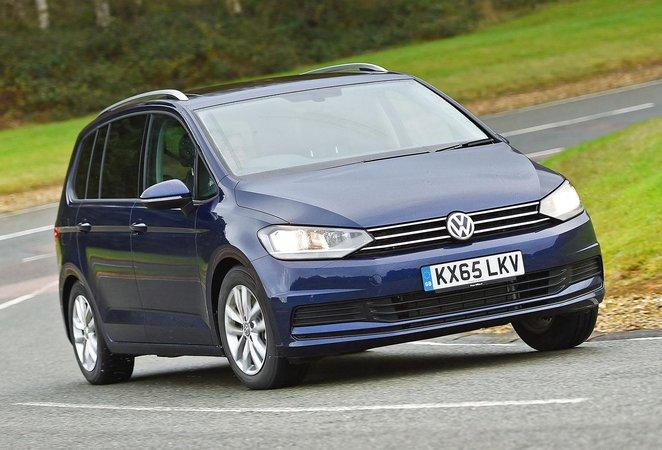 Used Volkswagen Touran MPV (15 - present)