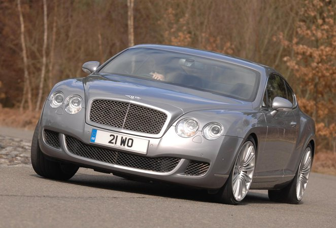 Bentley Continental GT (03 - 11)