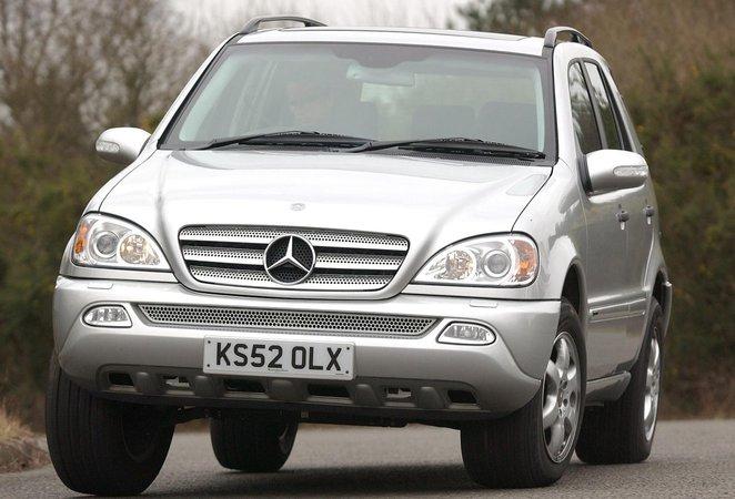 Mercedes-Benz M-Class 4x4 (98 - 06)