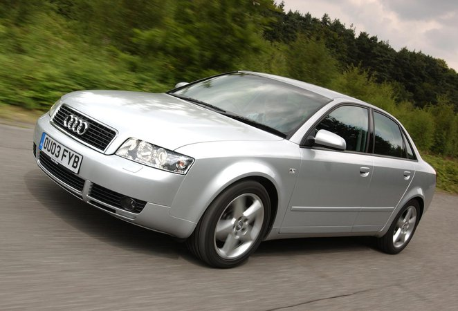 Audi A4 (00 - 05)