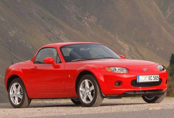 Mazda MX-5 Coupe Cabriolet (05 - 15)