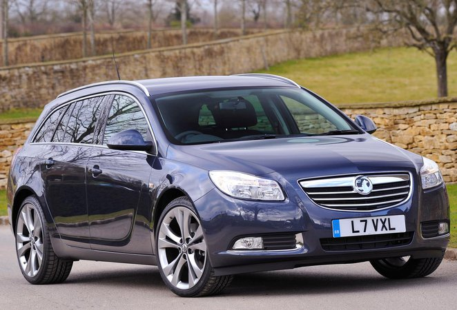 Vauxhall Insignia Sports Tourer (08 - 17)