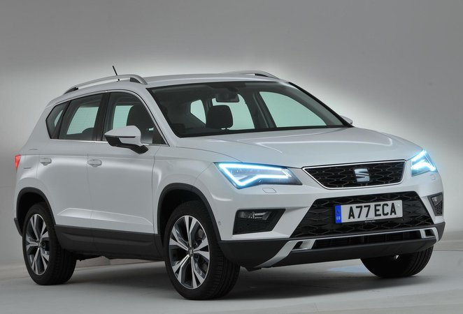 seat ateca review 2018 what car. Black Bedroom Furniture Sets. Home Design Ideas