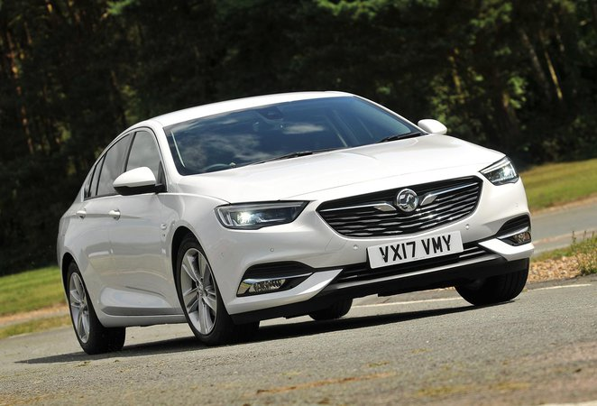Used Vauxhall Insignia Grand Sport 2017-present