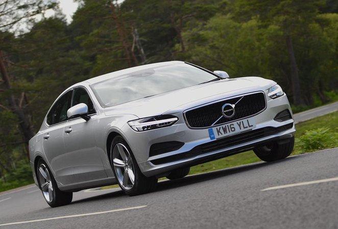 Used Volvo S90 2016 - present