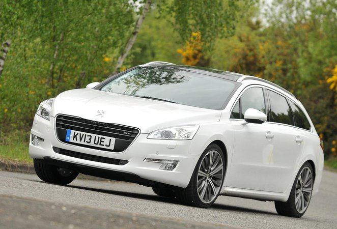 Used Peugeot 508 Review 2011 Present What Car