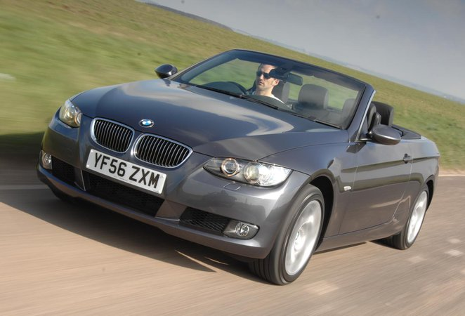 BMW 3 Series Convertible (05 - 14)