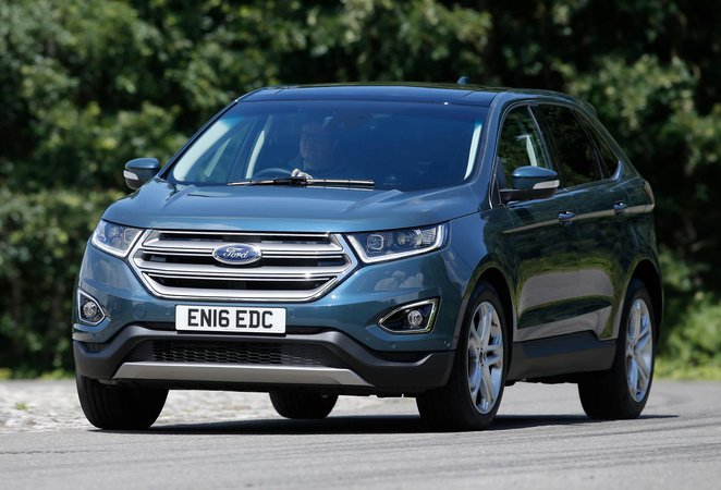 Used Ford Edge Hatchback (16-present)