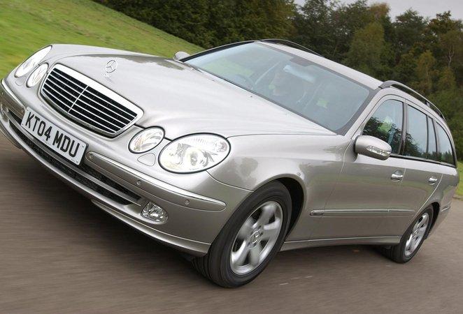 Mercedes-Benz E-Class Estate (02 - 06)