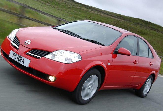 Nissan Primera Hatchback (02 - 06)