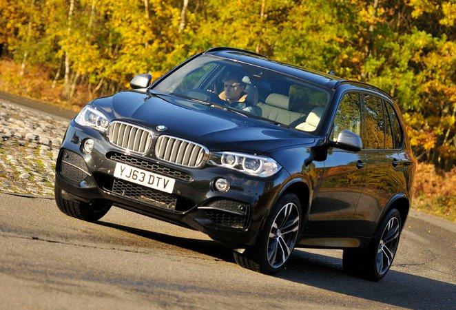 Used BMW X5 13-present