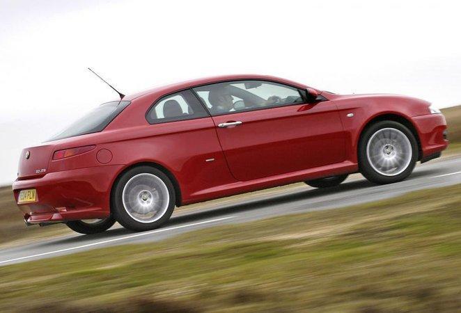 Alfa Romeo GT (04 - 11)