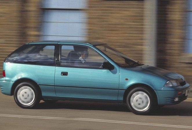 Suzuki Swift Hatchback (92 - 03)
