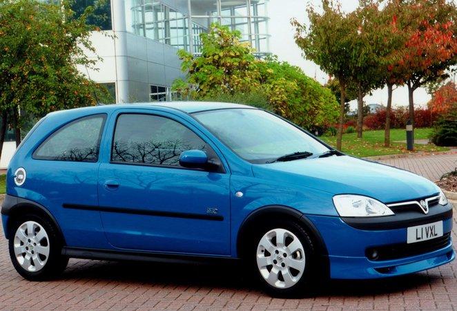 Vauxhall Corsa Hatchback (00 - 06)