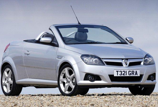 Vauxhall Tigra Coupe (04 - 09)