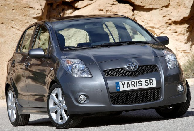 Toyota Yaris Hatchback (06 - 11)