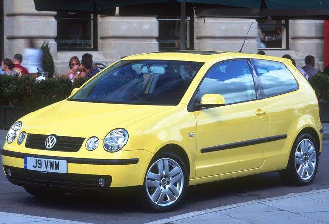 Volkswagen Polo Hatchback (02 - 05)