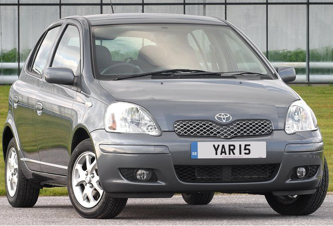 Toyota Yaris Hatchback (03 - 05)