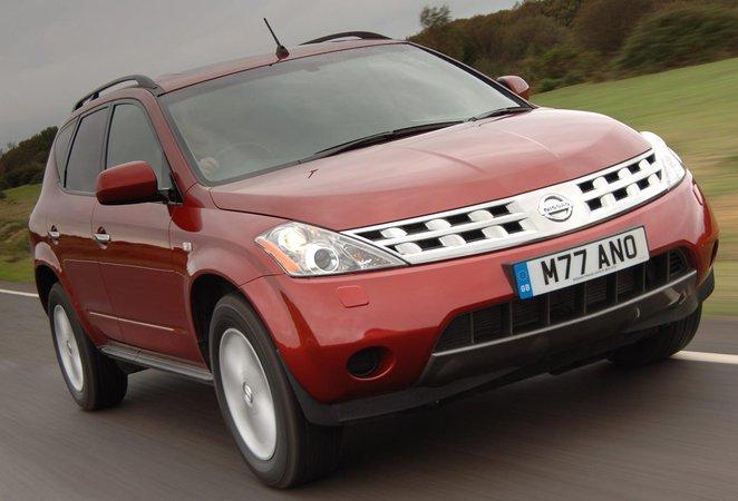 Nissan Murano 4x4 (05 - 08)