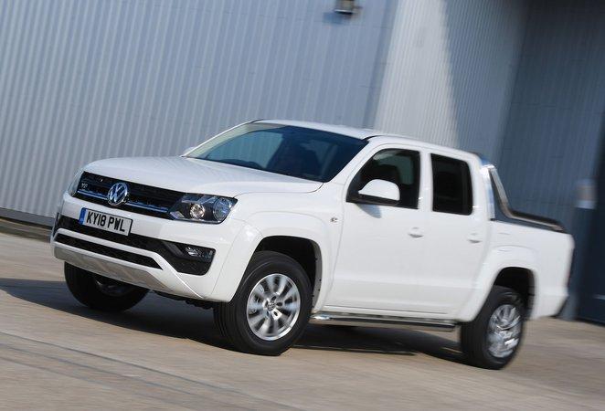 Volkswagen Amarok front
