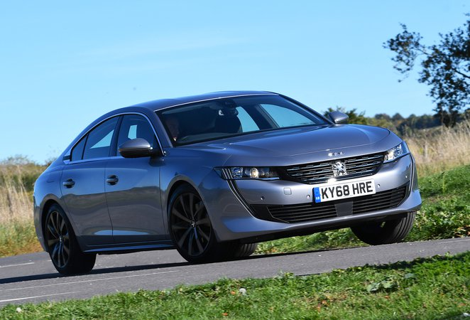 peugeot 508 review 2019 | what car?