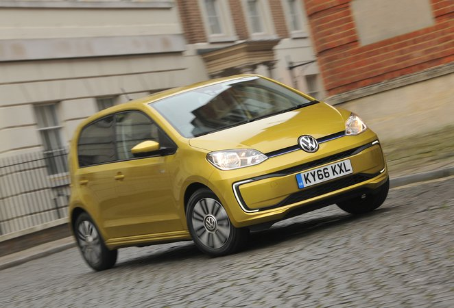 Used Volkswagen e-Up 2013-present