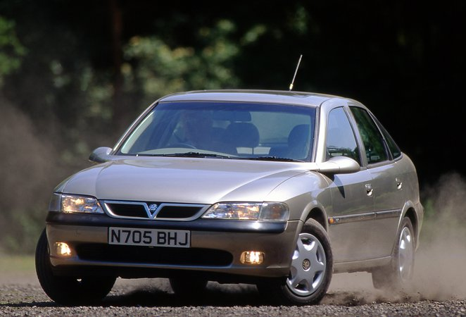 Used Vauxhall Vectra Hatchback 1995 - 2002