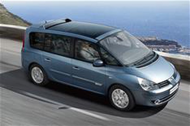Renault's new big MPV to be sportier