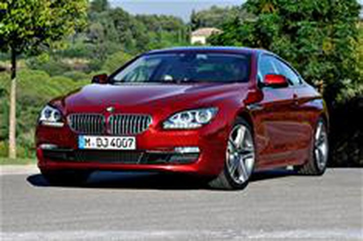 BMW 6 Series Coupe revealed